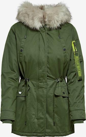 ONLY Winterparka in de kleur Groen, Productweergave
