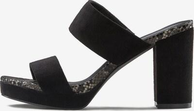 LASCANA Pantolette in schwarz, Produktansicht