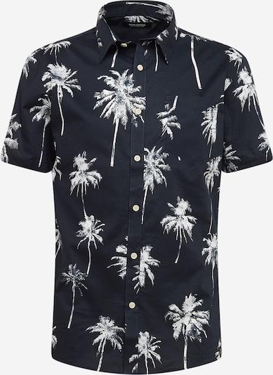 SHINE ORIGINAL Hemd in navy / weiß, Produktansicht