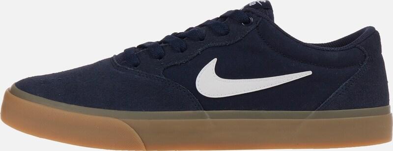 Nike SB Turnschuhe 'Chron Leder, Textil Bequem, gut aussehend