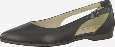 TAMARIS Baleríny s řemínky - černá, Produkt