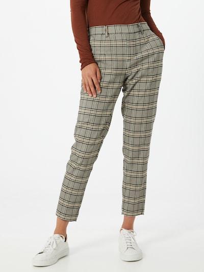 Pantaloni 'Lisa' OBJECT pe nisip / maro, Vizualizare model