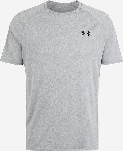 UNDER ARMOUR Funktionsshirt 'Tech 2.0' in grau, Produktansicht