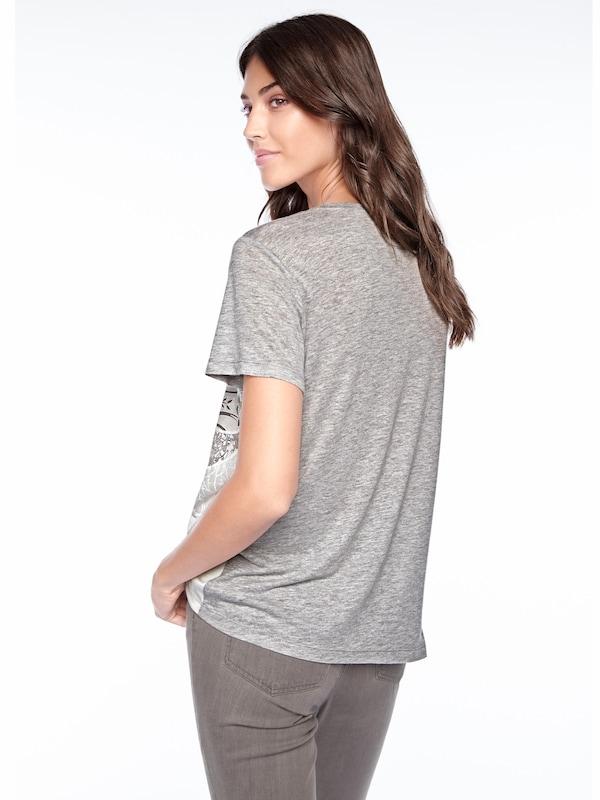 Linea Tesini by heine T-Shirt mit Blumendessin
