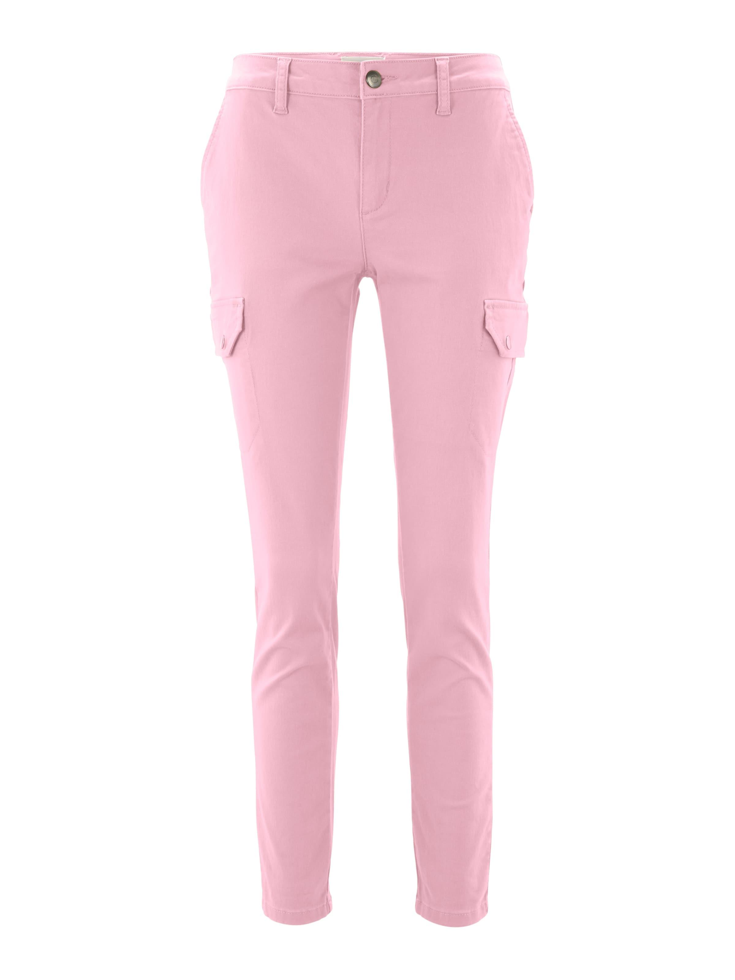 heine Chinobyxa i rosa