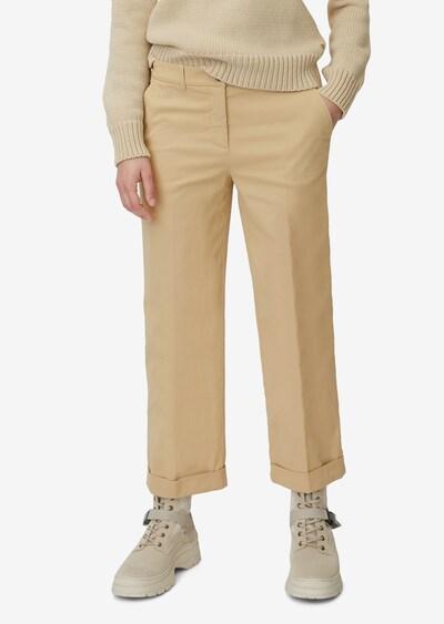 Marc O'Polo Chino 'Bonna' in beige, Modelansicht