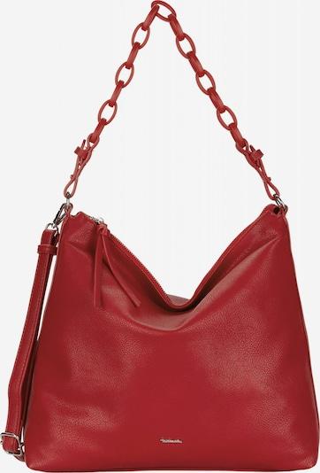 TAMARIS Schultertasche 'Angela' 33cm in rot, Produktansicht