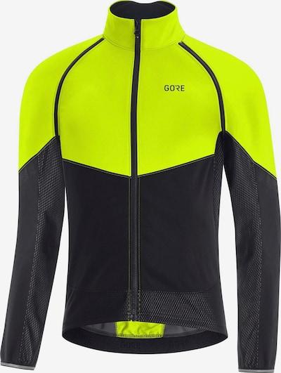 GORE WEAR Fahrradjacke 'C3 INFINIUM™ PHANTOM Jacke' in neongelb, Produktansicht