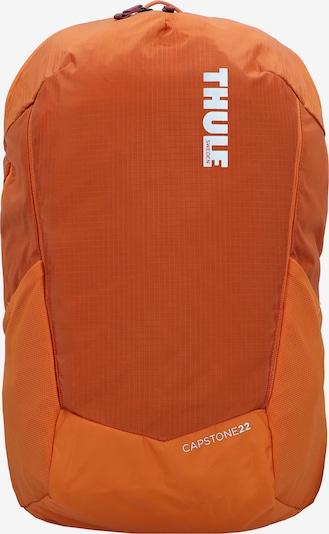 Thule Sportrugzak 'Capstone' in de kleur Sinaasappel, Productweergave