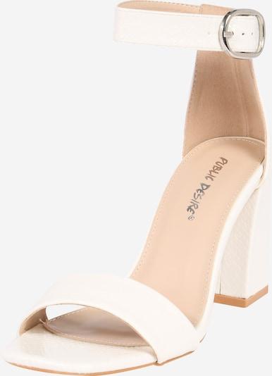 Public Desire Sandále 'KARA' - biela, Produkt