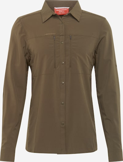 CRAGHOPPERS Functional shirt 'Pro' in olive, Item view