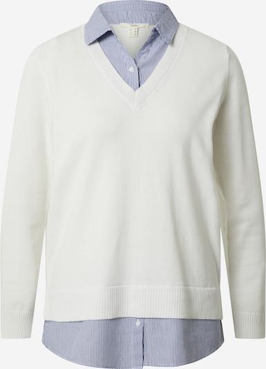 ESPRIT Trui in de kleur Wit, Productweergave