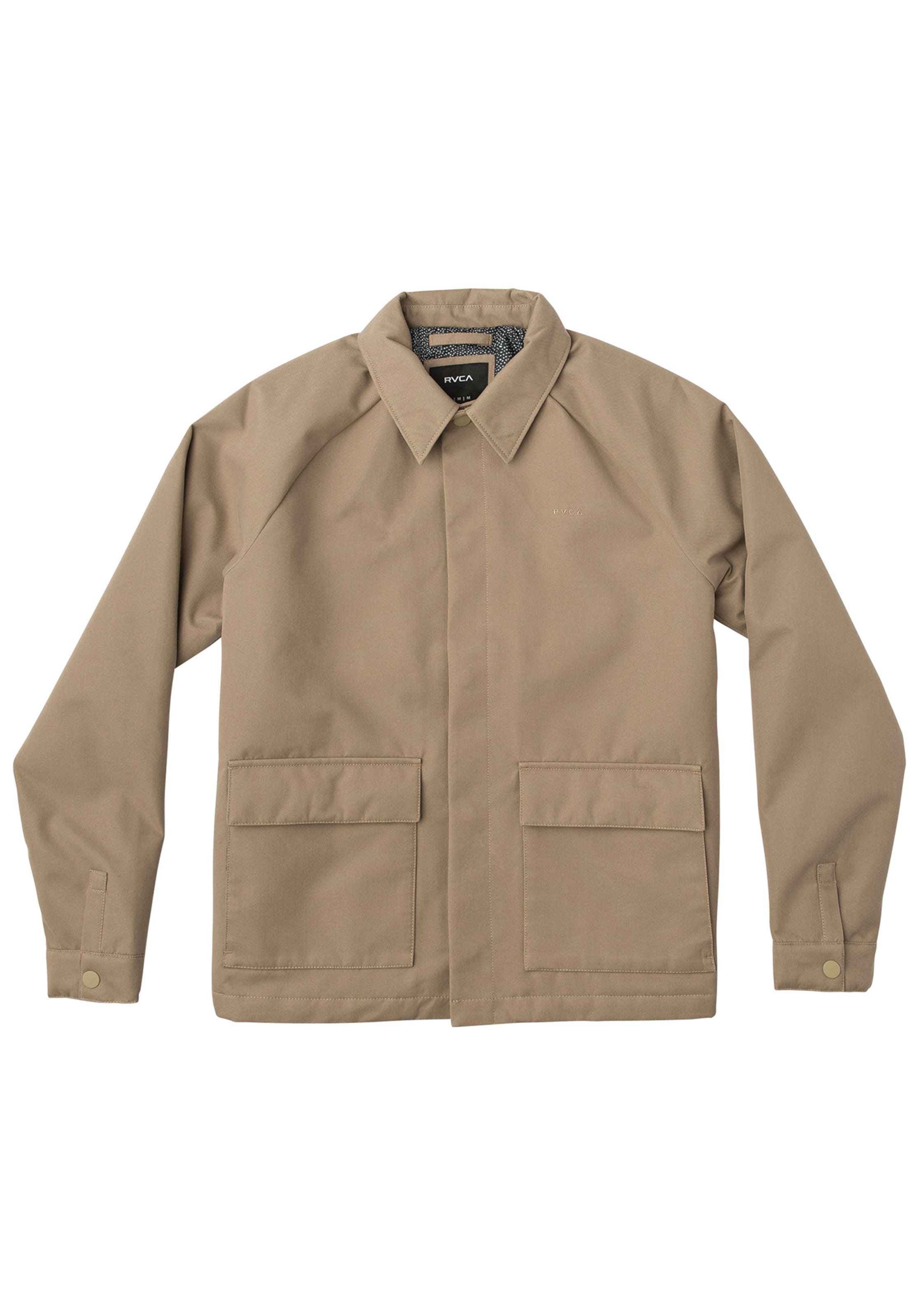 Year' In Of 'coach The Rvca Jacke Camel QWoedxrECB