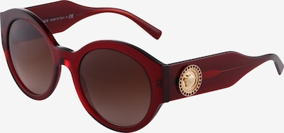 VERSACE Sonnenbrille '0VE4380B' in gold / rot, Produktansicht
