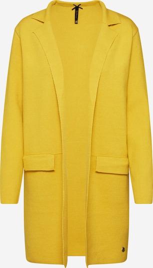 Key Largo Gebreid vest 'WKN JANE' in de kleur Geel, Productweergave