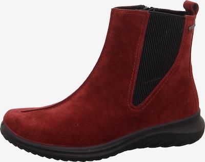 Legero Winter-Chelsea Boot 'Softboot 4.0' in rot / schwarz, Produktansicht