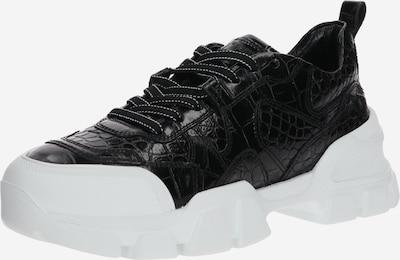 Kennel & Schmenger Sneakers laag 'Ace' in de kleur Zwart / Wit, Productweergave