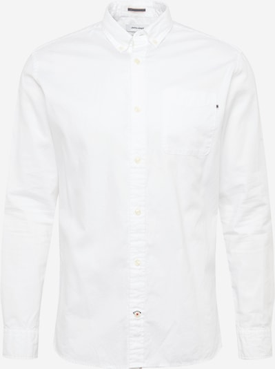 JACK & JONES Hemd 'Oxford' in weiß, Produktansicht