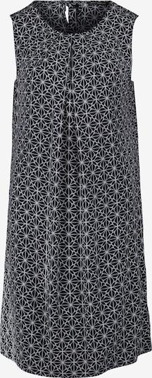 Betty Barclay Freizeitkleid ohne Arm in dunkelblau / weiß, Produktansicht