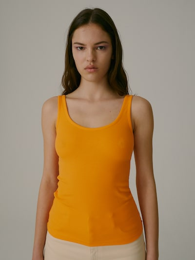 EDITED Top 'Marisol' in orange, Modelansicht