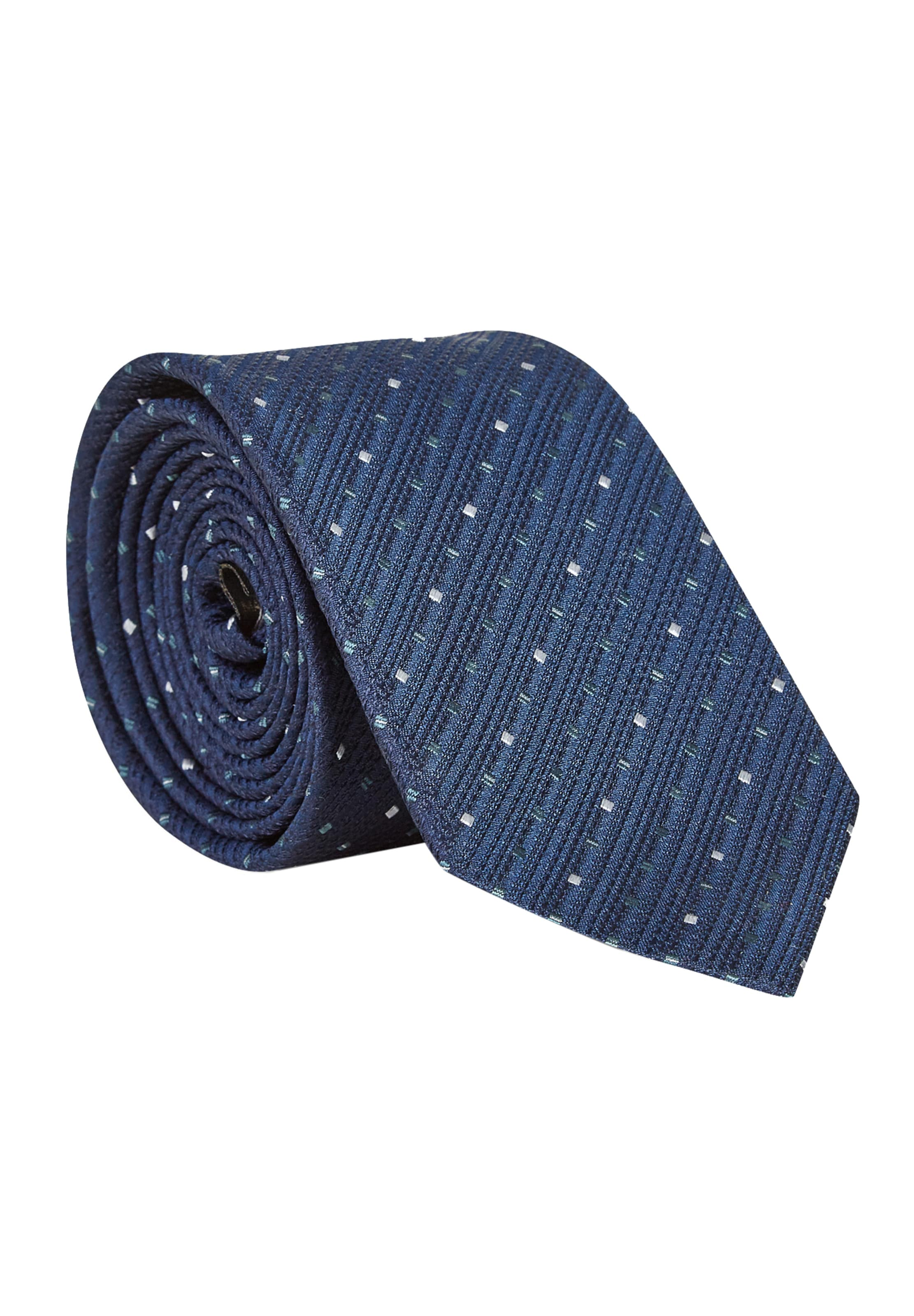 Business krawatte In Hechter Dunkelblau Daniel SpUGqVzM