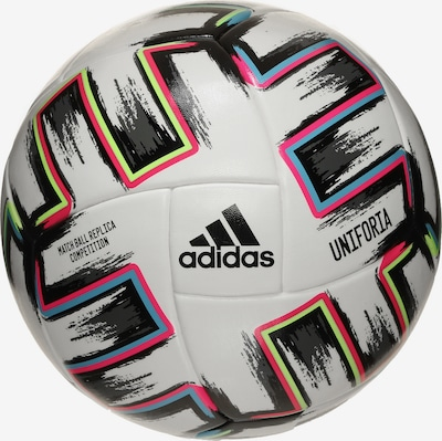 ADIDAS PERFORMANCE Ball 'Uniforia Competition EM 2020' in mischfarben / schwarz / weiß, Produktansicht