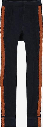 Noppies Strumpfhose 'Annandale' in kobaltblau / rostbraun, Produktansicht