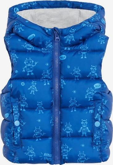 MANGO KIDS Weste 'Barts6' in blau, Produktansicht
