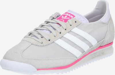 ADIDAS ORIGINALS Sneaker 'SL 72 ' in grau / pink, Produktansicht