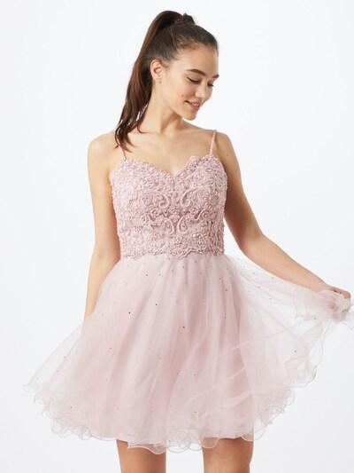 Laona Cocktailkleid in rosé, Modelansicht