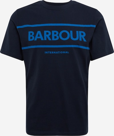 Barbour International Shirt in navy, Produktansicht