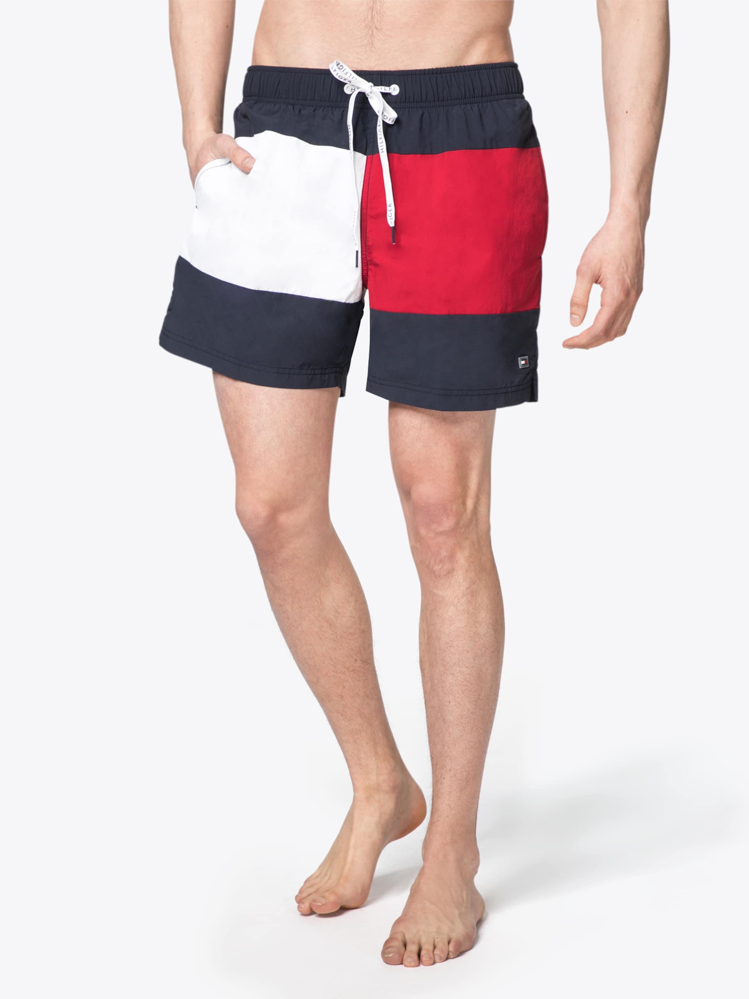 Tommy Hilfiger Underwear Kurze Badeshorts 'MEDIUM DRAWSTRING' Eastbay Zum Verkauf Auslass Wiki Viele Arten Von rFOd1N
