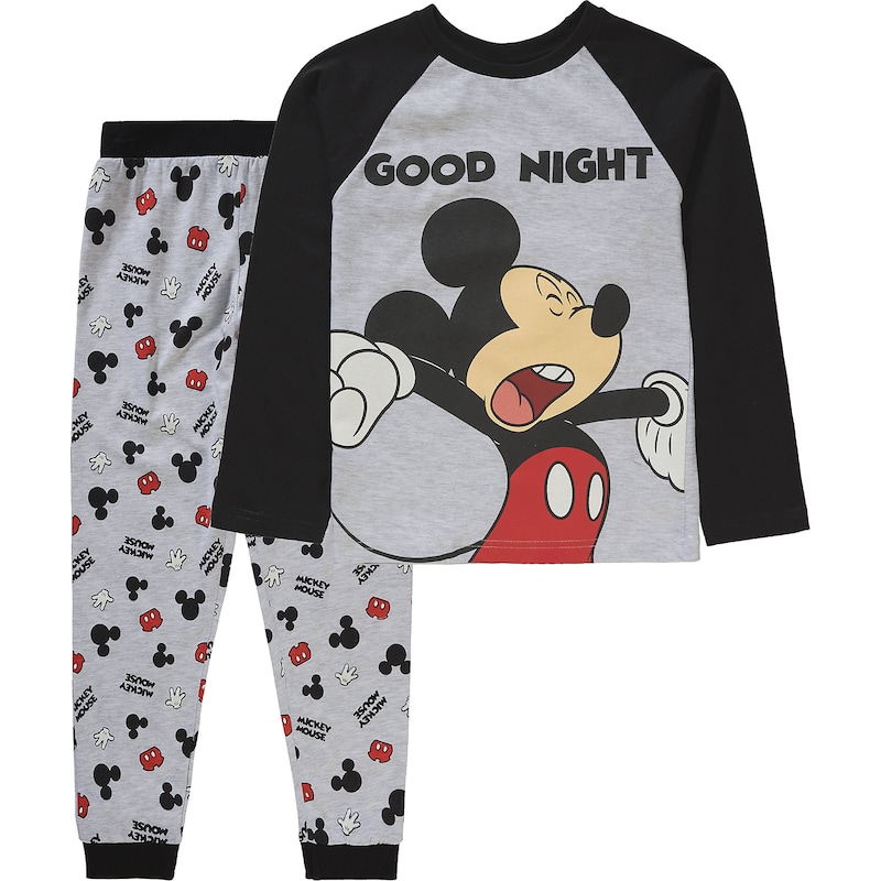 schlafanzug herren disney
