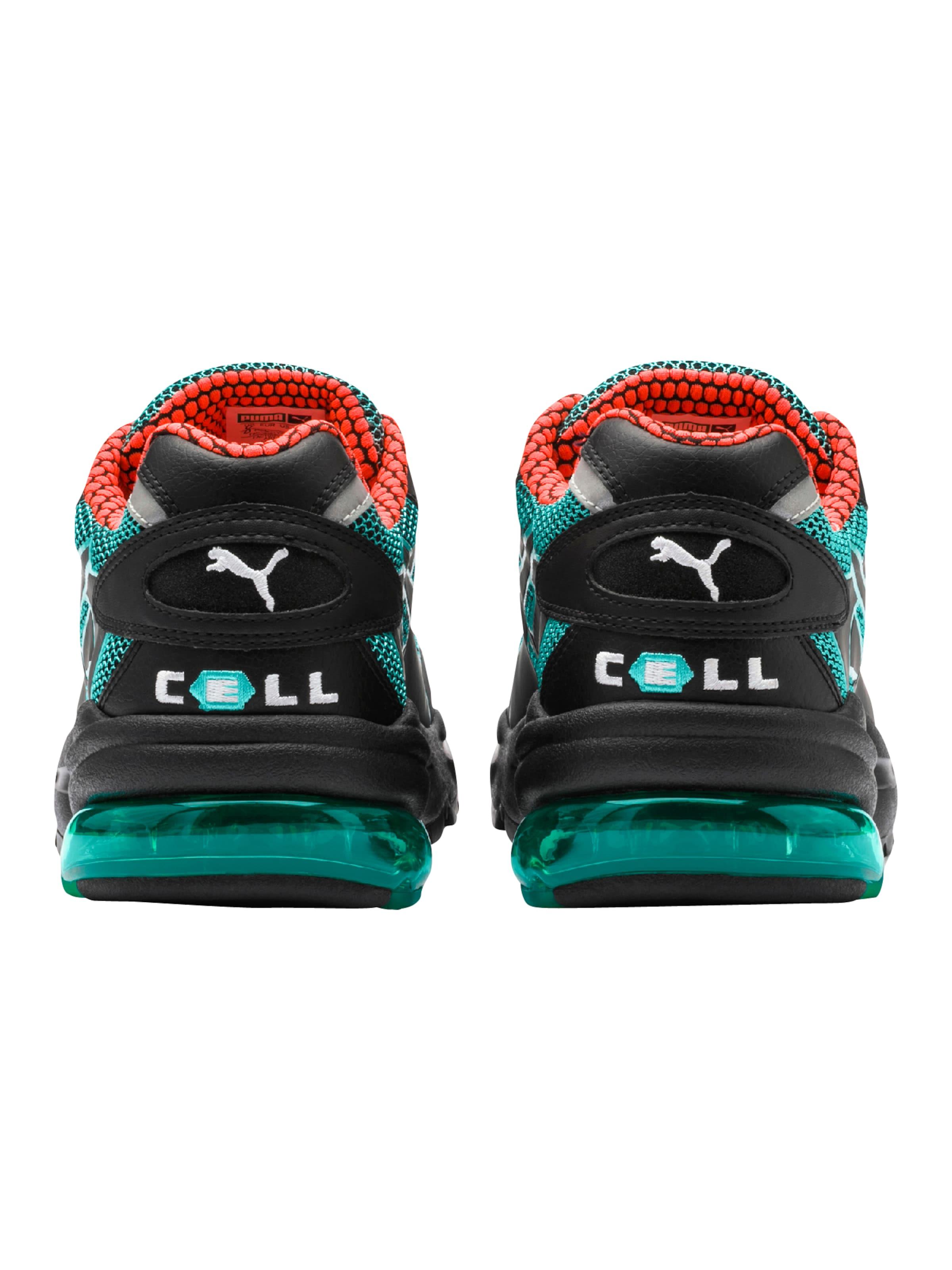 Puma Alien TurquoiseNoir Baskets Kotto' 'cell Basses En jpVUqSzMLG