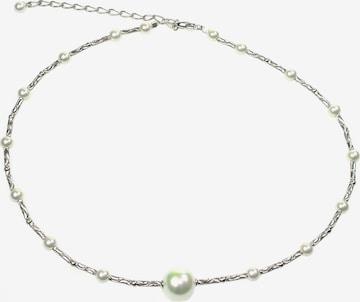 Orquidea Perlenkette 'Engla' in Weiß