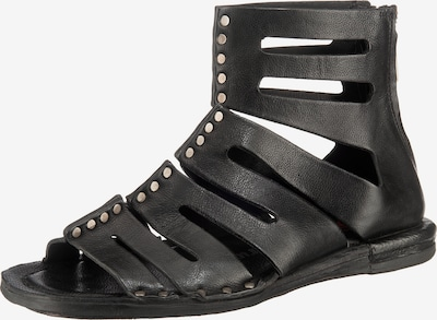 A.S.98 Sandale in schwarz, Produktansicht
