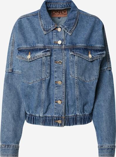 ONLY Jeansjacke in blue denim, Produktansicht