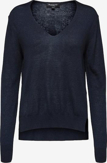 SELECTED FEMME Pullover in nachtblau, Produktansicht