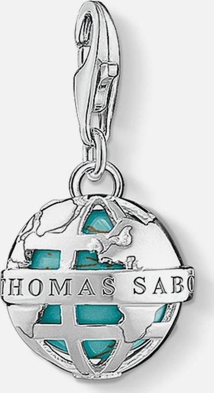 Thomas Sabo Charm-Einhänger 'Weltkugel, 1431-404-17'