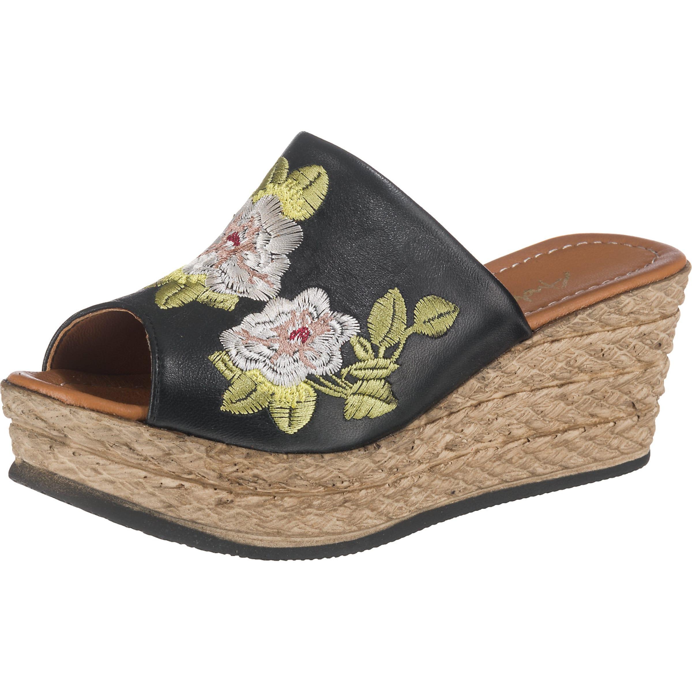 ANDREA CONTI Plateau-Pantoletten Verschleißfeste billige Schuhe