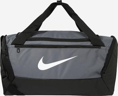 Sportinis krepšys 'BRSLA S DUFF - 9.0' iš NIKE , spalva - pilka, Prekių apžvalga