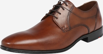 LLOYD Обувки с връзки 'Osmond' в кафяво