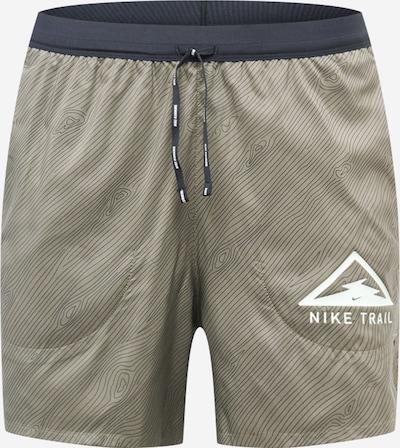NIKE Sportovní kalhoty 'Flex Stride' - khaki / olivová, Produkt