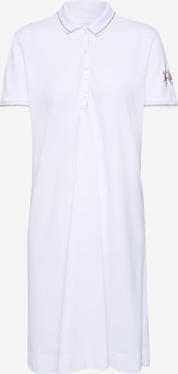 La Martina Šaty - bílá, Produkt