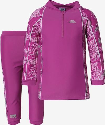 TRESPASS Badeanzug in lila, Produktansicht