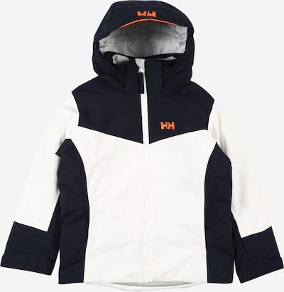 HELLY HANSEN Jacke 'DIVINE' in marine / weiß, Produktansicht