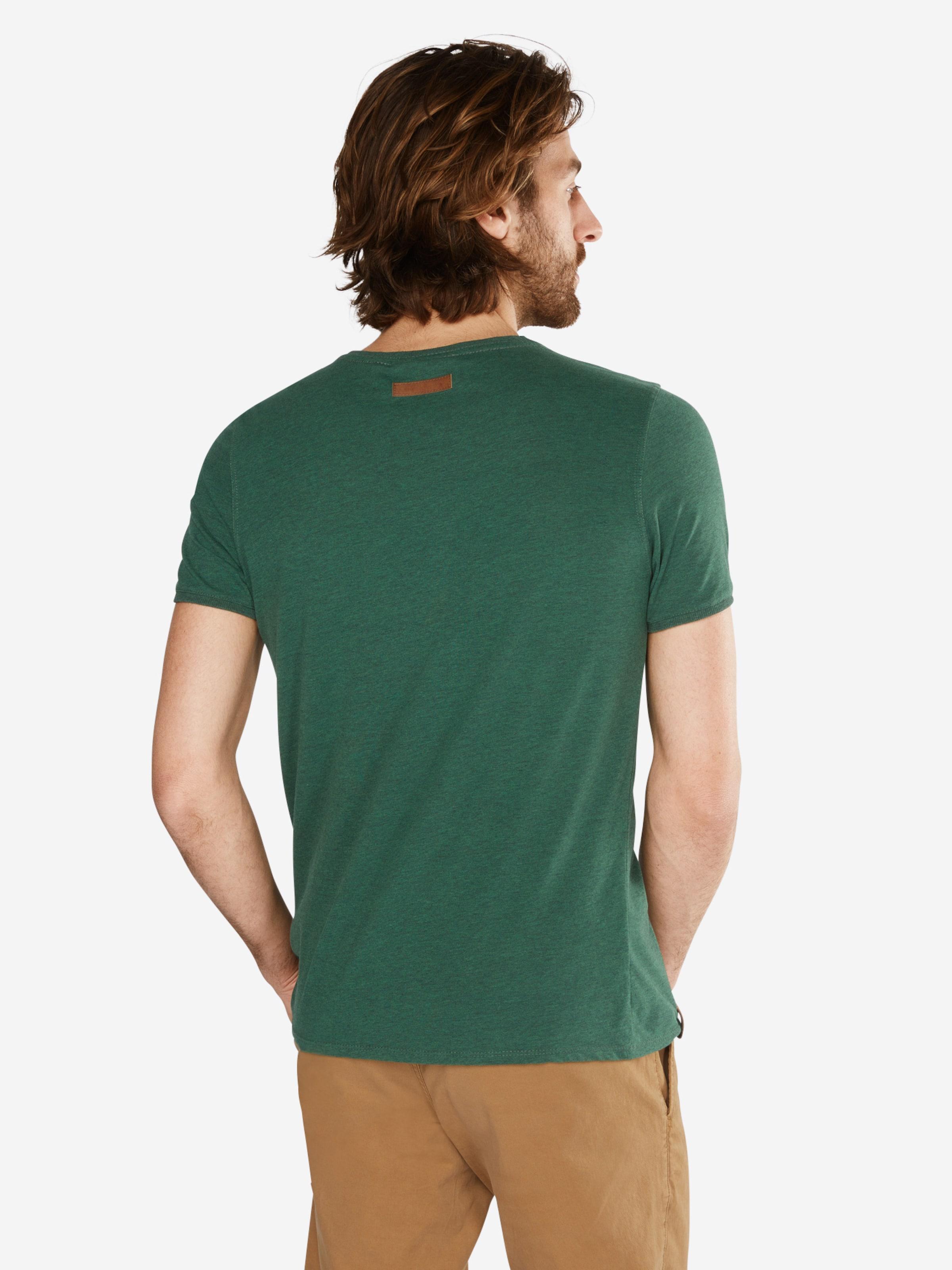 naketano T-Shirt in Melange-Optik Großhandel Online UyYxiBv