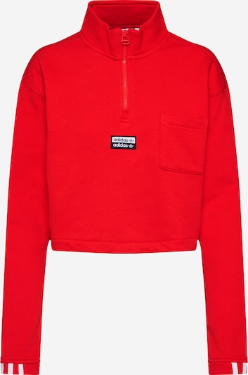 ADIDAS ORIGINALS Sweatshirt in rot, Produktansicht