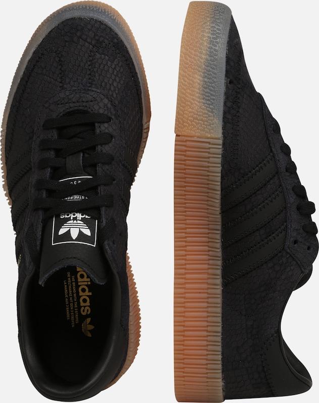 Baskets En 'sambarose' Adidas Noir Basses Originals 7vfybI6gY