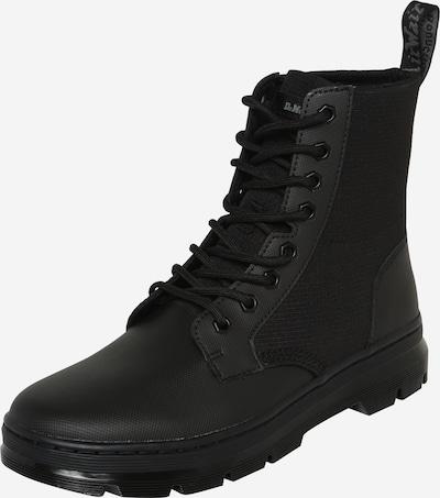 Dr. Martens Škornji 'Combs' | črna barva, Prikaz izdelka